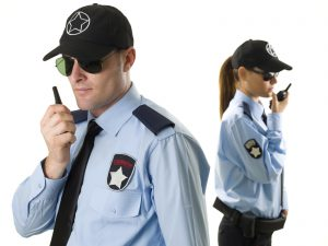 tips for working as a security guard